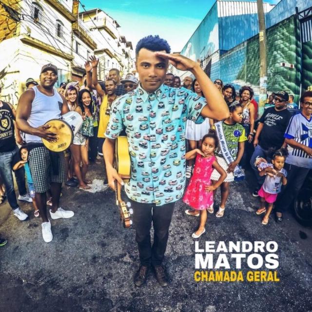 Leandro Matos - Chamada Geral